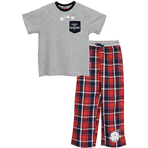 Diary of a Wimpy Kid - Pijama para Niños - El Diario de Greg