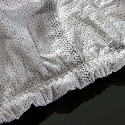 softgarage 3-lagig lichtgrau Indoor Outdoor atmungsaktiv wasserabweisend car Cover
