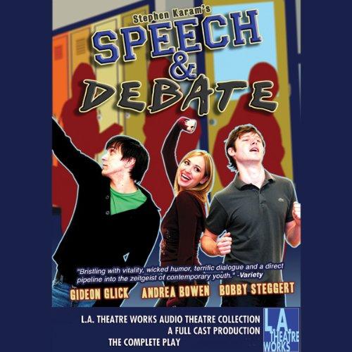 Speech and Debate  Audiolibri