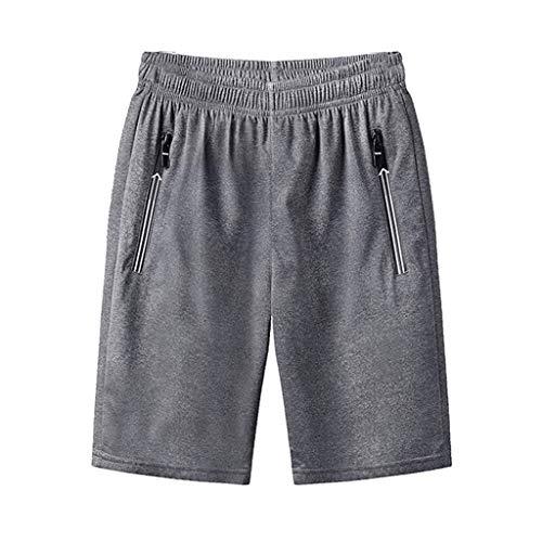PARVAL Hombres Tallas Grandes Pantalones