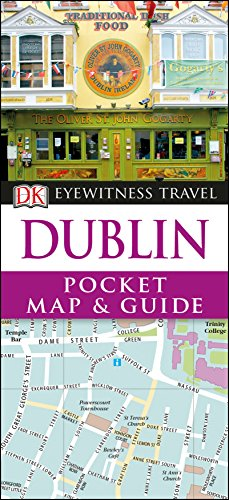 Dublin. Eyewitness pocket map and guide (DK Eyewitness Travel Guide) por Vv.Aa.