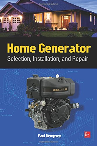 Home Generator Selection, Installation and Repair (Coleman Generatoren)