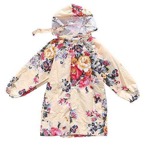Preisvergleich Produktbild Dairyshop Mädchen Regenjacke L