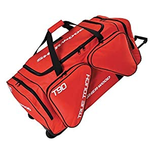 Sherwood True Touch T90 WheelBag M, Farbe:rot