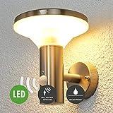 Lampenwelt LED Wandleuchte außen