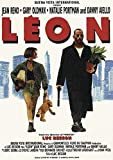 Close Up Poster Leon (69,5cm x 101,5cm)...