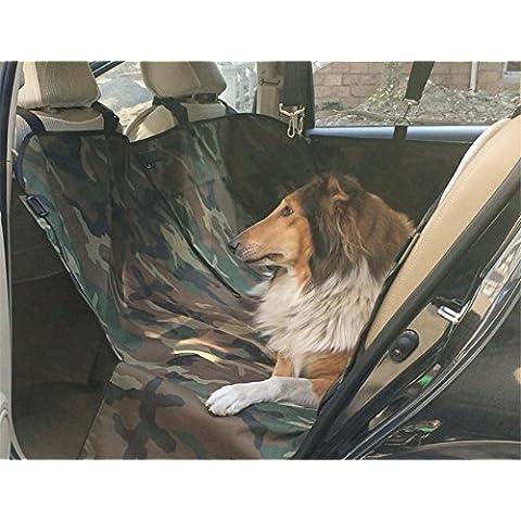 Migliore seggiolino auto rimovibile Pet Pet copertura impermeabile Oxford panno cane Coprisedile , ?????600d?? , s:130cm*145cm