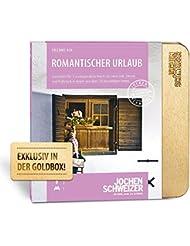 Erlebnis-Box 'Romantischer Urlaub für 2'