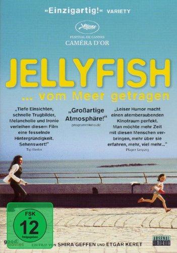 Jellyfish - ... vom Meer getragen  (OmU)