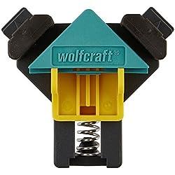 Wolfcraft 3051000 2 Presses D'angles Es22 Pour Planches de 10 à 22 Mm D'épaisseur