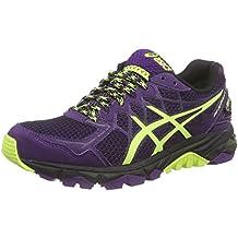 ASICS Gel-Fujitrabuco 4 G-Tx - Zapatillas de correr en montaña para mujer