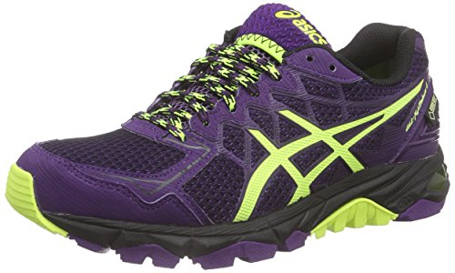 asics-gel-fujitrabuco-4-g-tx-damen-traillaufschuhe-schwarz-black-flash-yellow-plum-9007-395-eu