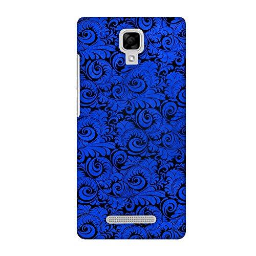 FASHEEN Premium Designer Soft Case Back Cover for Panasonic Eluga I2