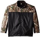 Best Carhartt Coats And Jackets - Berne Men's Big-Tall Lodge Softshell Jacket, Realtree Xtra Review