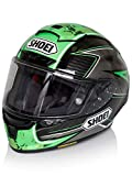 Shoei Casco Moto Eugene Laverty X-Spirit 3 Tc-4 Verde (S, Verde)