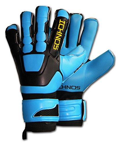 Ichnos Braja Neon coupe Hybride gants gardien de...