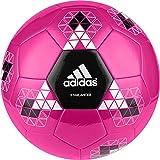 adidas Starlancer 5 Fußball, Shock Pink/Black/White, 5