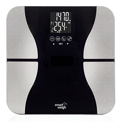 Smart Weigh SW-SBS500 - Monitor de composición corporal