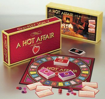 Preisvergleich Produktbild A Hot Affair Romance Game by Creative Conceptions LLC
