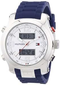 Tommy Hilfiger Herren-Armbanduhr Cool Sport XL Analog - Digital Quarz Silikon 1790960