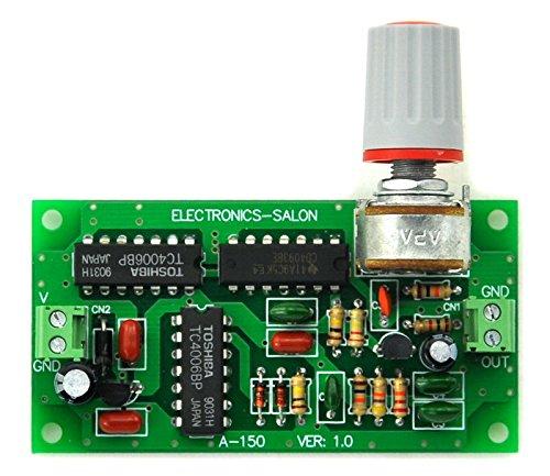 Electronics-Salon Pink Noise-Generator-Modul, montiert. (Electronic Generator)