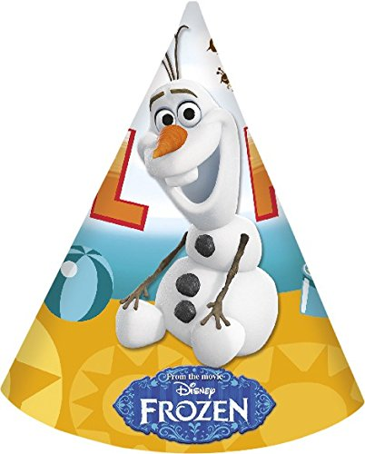 Frozen Olaf Sommer Party Hüte