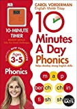 10 Minutes A Day Phonics Ages 3-5 Key Stage 1 (Made Easy Workbooks)