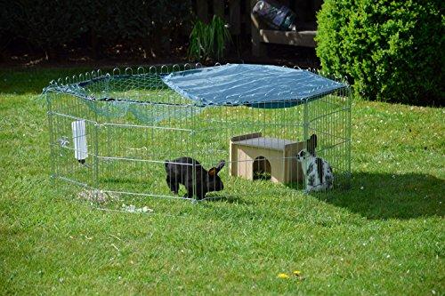 Kaninchengehege, Dobar, einstöckig - 7