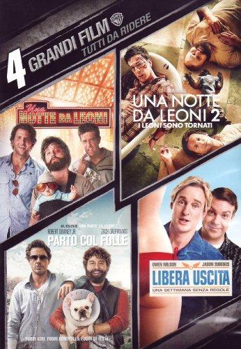 4 grandi film Tutti da ridere
