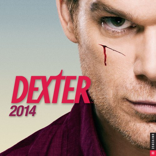 Dexter 2014 Wall Calendar par SHOWTIME
