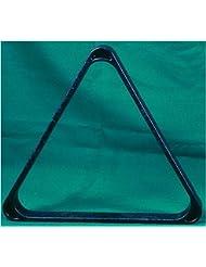 GamePoint - Triángulo para bolas de billar (57,2 mm)