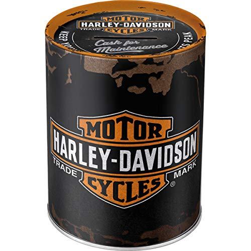 Nostalgic-Art 31001 Harley-Davidson Genuine Logo