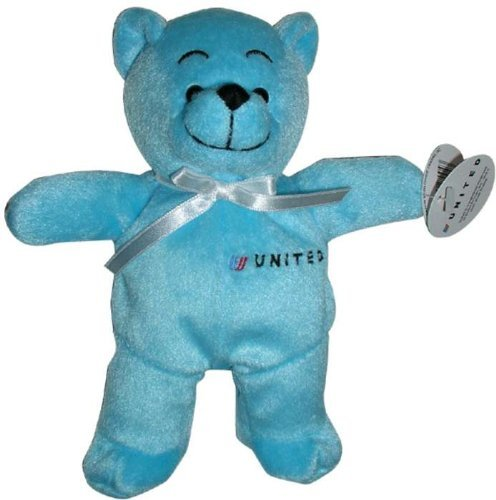 daron-worldwide-trading-mtrb7004-united-airlines-ours-en-peluche