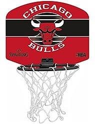 Spalding Mini Panier Basket Accessoires NBA Miniboard Chicago Bulls