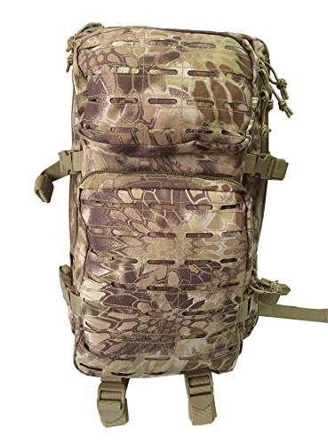 Zaino piccolo US Assault Pack Laser Cut Mandra Tan
