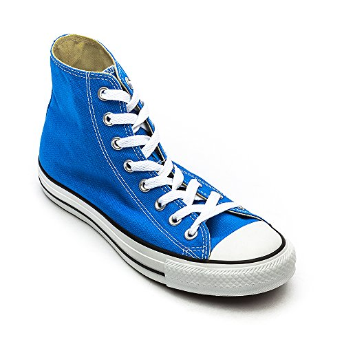 Converse Chuck Taylor All Star Hi, Baskets mode mixte adulte Blu(Blau)