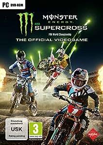 The Official Monster Energy Supercross - PC