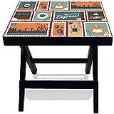 Nutcase NC-SP-SIDETABLE-0008 Designer Side Table