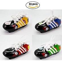 Lote de 20 Huchas Fútbol Zapatilla - Detalles Originales Niños Comuniones - DISOK Comunión, Comunion
