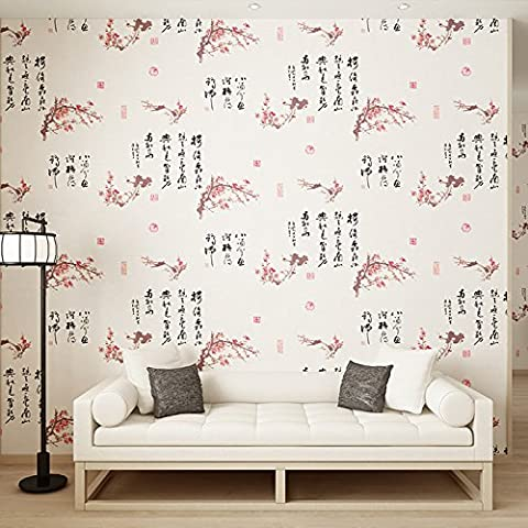 FYZS Exclusive Arthouse Driftwood Panel Pattern Wood Faux Effect Wallpaper