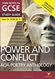 AQA Poetry Anthology - Power and Conflict: York Notes for GCSE (9-1): Second edition