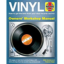 Vinyl Manual (Haynes Manuals)