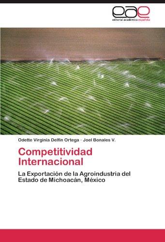Competitividad Internacional por Delfín Ortega Odette Virginia
