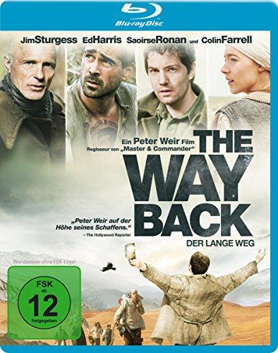 Bild von The Way Back - Der lange Weg [Blu-ray]