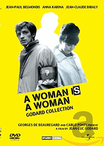 dvd - Woman is a Woman ( Une Femme est Une Femme ) (1 DVD)