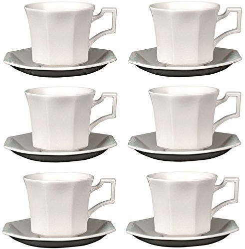 johnson-bros-heritage-white-set-of-6-teacups-saucers-second-quality