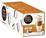 NESCAFÉ Dolce Gusto Latte Macchiato Caramel | Kaffeekapseln | Arabica Robusta Mischung | Feines Karamell Aroma und leckerer Milchschaum | Aromaversiegelte Kapseln | 3er Pack (48 Kapseln) 506,40g