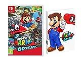 Super Mario Odyssey + Guía Super Mario Odyssey CE