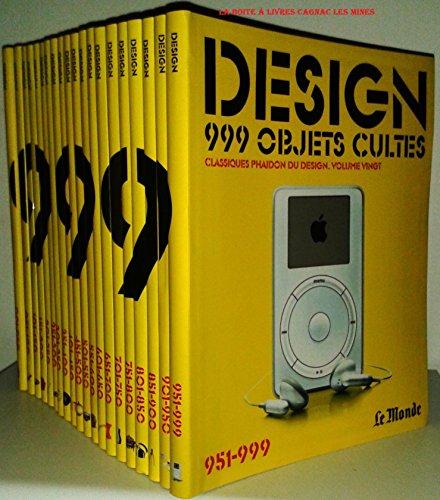 Design, Publicité, 999 objets cultes, R...