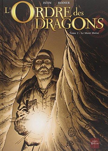 L Ordre des Dragons T02 Noir et Blanc